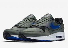Nike Air Max 1 Blue Fury AH8145 002 Sneaker Bar Detroit