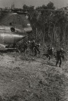 Assault of Tiger Mountain, 1969