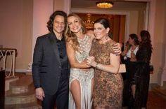 Daniel Satti, Luana Piovani e Gisele Fraga  (Cadu Pilotto)