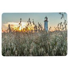 Carpet photo headlight in fields floor mat - photos gifts image diy customize gift idea