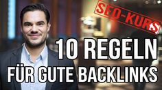 10 Tricks für gute Backlinks / Offpage SEO [deutsch/german]
