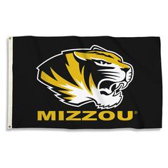 Missouri Tigers Team Spirit Flag