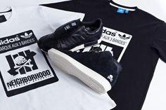 UNDEFEATED × NEIGHBORHOOD × ADIDAS CONSORTIUM PACK #sneaker