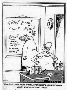 The Far Side by Gary Larson:   Always geektastic!