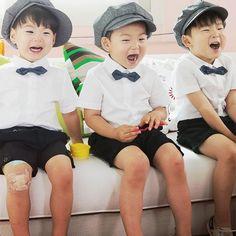 The tripletsss