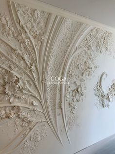 Wall Paint Inspiration, Royal Art, Embossed Wallpaper, Clay Art, Artist At Work, Oversized Mirror, Photo Wall, Wall Photos, Interior