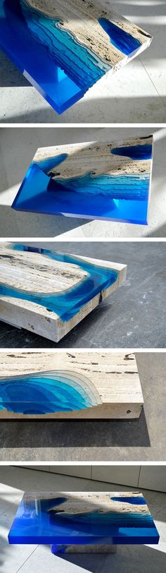 Marvelous 24 Stunning Resin Wood Furniture https://www.fancydecors.co/2018/01/16/24-stunning-resin-wood-furniture/ Wood will eventually warp however well it's sealed. Besides making the wood stronger and weather-resistant,