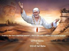 Shirdi Sai Baba Spiritual Quotes
