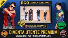 "Joey&Rina "" EGO "" Willy William || Impara i Passi || Balli di Gruppo 201..."