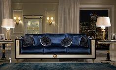 Sillon Wellington. Mariner Luxury Furniture & Lighting