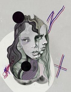 Illustration Art by Sara Blake