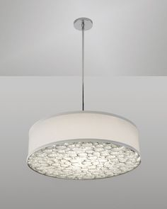 "Boyd Lighting Catacaos Pendant (30"") FLUSHMOUNT (hall between master and guest)"