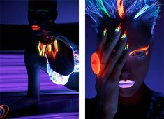 """Tanning Salon"" – Beauty Photography by Jamie Nelson – Inspiration Grid 
