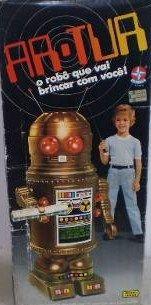 Robô Ar-Tur #nostalgia