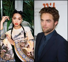 17 Of The Most WTF Tweets About FKA Twigs, Robert Pattinson�s Mixed-Race Girlfriend