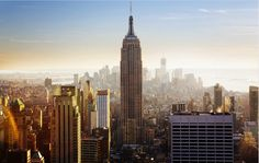 Prečo sa New York nazýva Veľké jablko alebo 7 prezývok známych miest - Akčné ženy Flights To Rome, Las Vegas Flights, Best Flights, Cheap Flights, Rockefeller Center, Empire State Building, Chrysler Building, Little Italy, Ellis Island