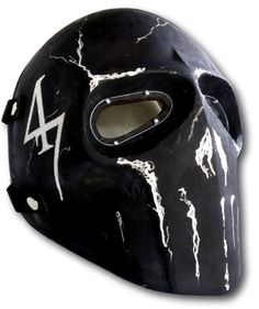 Airsoft Mask Army of Two Paintball BB Gun Protective Gear Cosplay Ronin Zombie | Sporting Goods, Outdoor Sports, Paintball | eBay!