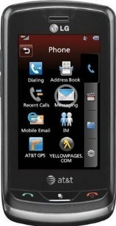 Lg Xenon Gr500 Unlocked Cell Phone - Black - For Sale Check more at http://shipperscentral.com/wp/product/lg-xenon-gr500-unlocked-cell-phone-black-for-sale/