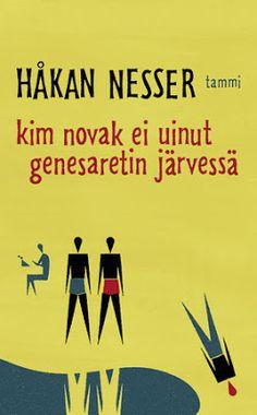 Håkan Nesser:Kim Novak ei uinut Genesaretin järvessä