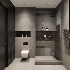 77+ Elegant Contemporary Bathrooms For Your Home Renovation