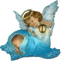 angelo protettore bimbi glitter.gif - Angeli animate glitter grafica immagini angioletti gif-Angels cherubs animated gif glitter graphics images Grafica glitter per i vostri spazi web COPIA IL CODICE PER AGIUNGERE QUESTA IMMAGINE NEL TUO SPAZIO: Angeli