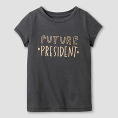 Future President Shirt