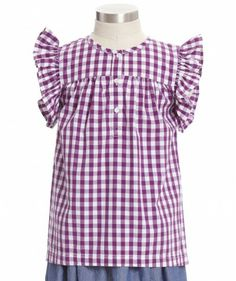 Rachel Top - Girls - Shop - new arrivals | Peek Kids Clothing