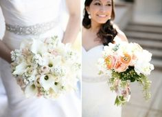 Klasyczne kompozycje kwiatowe na ślub