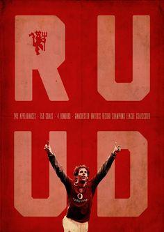 Happy 39th Birthday, Ruud Van Nistelrooy. 1.7.2015