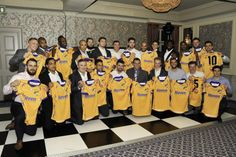 Hemel Stags Pre Season Dinner at Pendley Manor Saturday 8th February 2014