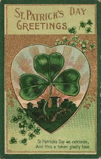 St. Patrick's Day greetings