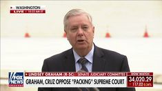 POLITICS:GOP senators say Dems trying to 'rig' SCOTUS through court-packing, ask Biden to rein in party's 'crazies' A group of Republican senators on Thursday spoke in front of the Supreme Court in opposition to court-packing, a response to legislationDemocrats introduced at a press conferencelast week to do just that. Sens. Ted Cruz., R-Texas,Lindsey Graham, R-S.C.,and Marsha Blackburn, R-Tenn., railed against […] Source