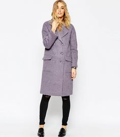 Shop the Coolest Fall Coats on ASOS via @WhoWhatWear #shopping