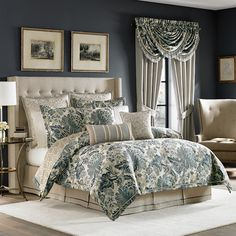 Marietta Bedding Collection By Croscill