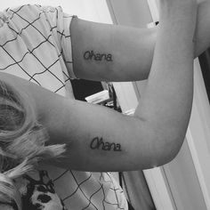 brother+and+sister+ohana+tattoo+designs