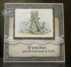 Anchor from Our Daily Bread designs