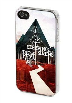 iPhone case, iPhone 4/4s case, iPhone 5 case, Samsung Galaxy s3/s4 case, Parody Pierce The Veil and Sleeping With Sirens Cover Album