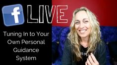 Tuning in to your own personal guidance system