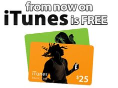 Get your free iTunes card pin codes here for free! Supplies are limited so get yours before we run out!