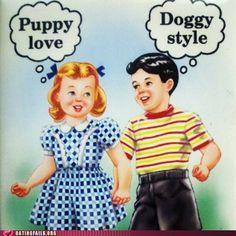 Puppy Love???