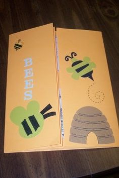 Bee Lapbook