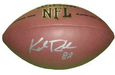 Minnesota Vikings Kyle Rudolph Autographed NFL Wilson Composite Football, Notre Dame Fighting Irish, Proof Photo by Southwestconnection-Memorabilia. $89.99. This is a Kyle Rudolph autographed NFL Wilson composite football. Kyle has signed the football in silver paint pen for us. Check out the photo of Kyle signing for us. Proof photo is included for free with purchase. Please click on images to enlarge.