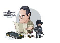 Cartón 2 años de  Fuerza Única. Proceso Jalisco