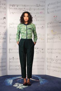 Rachel Antonoff - Fall 2014 Ready-to-Wear - Look 18 of 30