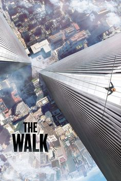 The Walk movie poster - #poster, #bestposter, #fullhd, #fullmovie, #hdvix, #movie720pThe story of French high-wire artist Philippe Petit's attempt to cross the Twin Towers of the World Trade Center in 1974.