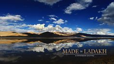 Made in Ladakh by pani. This video features timelapse sequences from 12 different locations in the northern part of the Himalayan region Ladakh Kashmir India, Leh, Natural Wonders, Tibet, Solo Travel, Travel Quotes, National Geographic, Journey, Explore