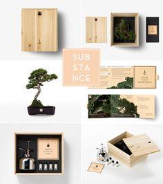 Bonsai love #packaging #branding #marketing PD