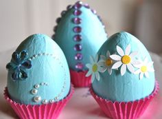 Quick, easy and elegant Easter egg ideas