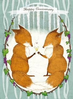 Whimsy Whimsical Forest Animals Illustrations 2010 by Yee Von Chan, via Behance