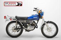 1973 Yamaha AT3 Enduro